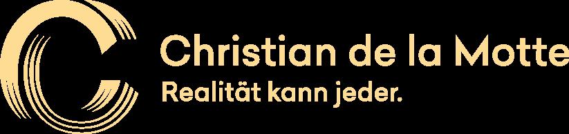 Christian de la Motte – Realität kann jeder